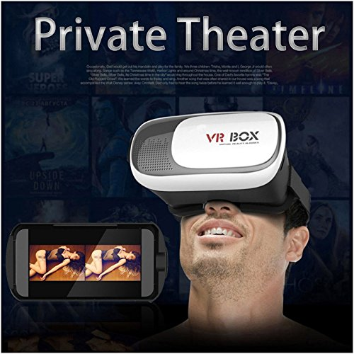 d93b5121df 89% OFF on DMG VR Headset VR Box 3D Virtual Reality VR Glasses with  Adjustable