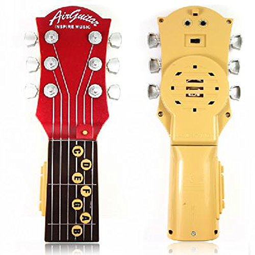 Air Guitar International Virtual Strumming Random Color