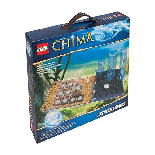 Lego Legends of Chima Speedorz Storage Box