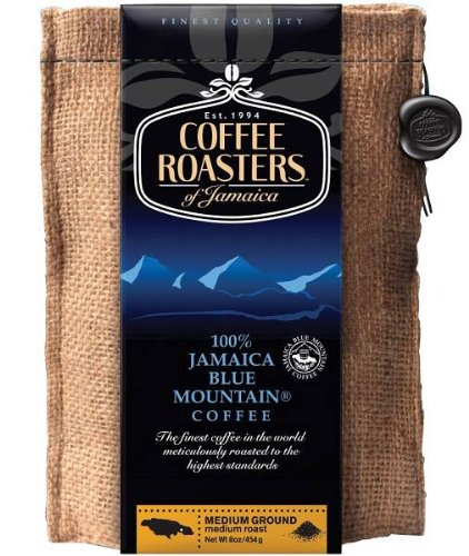Jamaica Blue Mountain Coffee 454g Ground