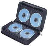 ELECOM CCD-W96BK CD/DVDウォレット
