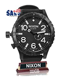 Nixon The 51-30 - Men's ( Black )