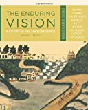 img - for The Enduring Vision: A History of the American People, Volume I: To 1877, Concise book / textbook / text book