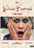 Walerian Borowczyk Collection (The Beast/ Goto Island of Love/ Love Rites)