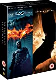 Batman Begins / The Dark Knight (DVD + UV Copy) [2005]