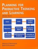 img - for Planning for Productive Thinking and Learning book / textbook / text book