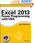 Excel 2013 Power Programming with VBA...