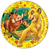 The Lion King Birthday Party Dinner Plates x 10