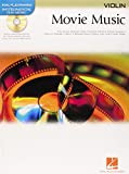 Movie Music: Violin [With Cd (Audio)] (Hal-Leonard Instrumental Play-Along)