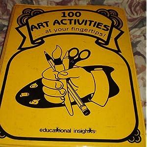 100 art activities at your fingertips