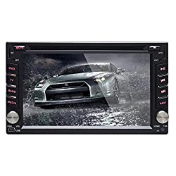 See K-Navi 6.2 Inch Car Bluetooth DVD Player Multimedia GPS Navigation System Android For Universal Wifi Radio Dual Core CPU Capacitive Touch Screen Audios Details