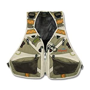 Fishpond marabou fly fishing vest sports for Fishing vest amazon