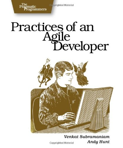 Practices of an Agile Developer Working in the Real World Pragmatic Bookshelf097452171X : image
