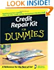 Credit Repair Kit For Dummies (For Dummies (Lifestyles Paperback))