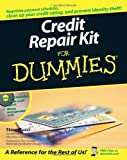img - for Credit Repair Kit For Dummies (For Dummies (Lifestyles Paperback)) book / textbook / text book
