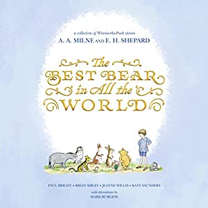 The Best Bear in All the World Audiobook
