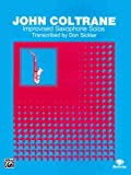John Coltrane: Improvised Saxophone Solos