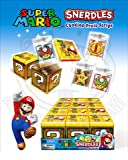 Nintendo Super Mario Snerdles Candied Fruit Strips 12 Pack Assortment