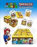 Nintendo Super Mario Snerdles Candied Fruit Strips 12 Pack Assortment