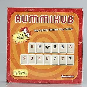 Pressman Toy Retro Rummikub Game