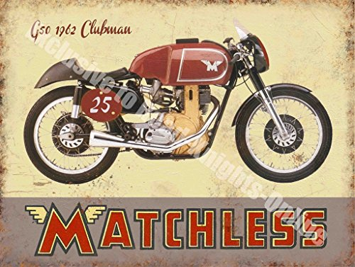matchless-g50-clubman-motorcycle-vintage-garage-large-metal-steel-wall-sign