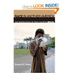 Race in Another America: The Significance of Skin Color in Brazil by Edward E. Telles