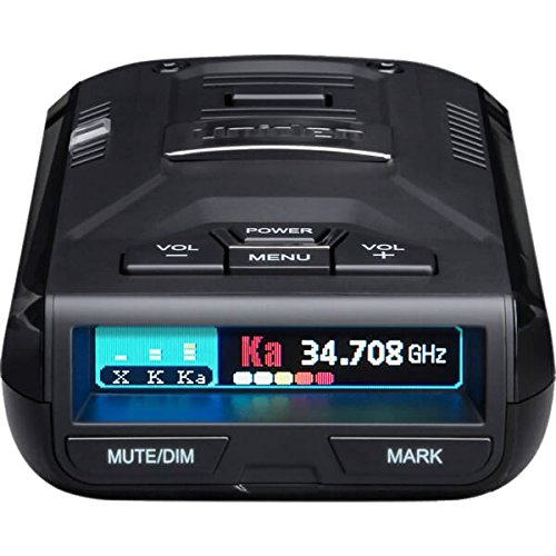 Long Range Radar Detector