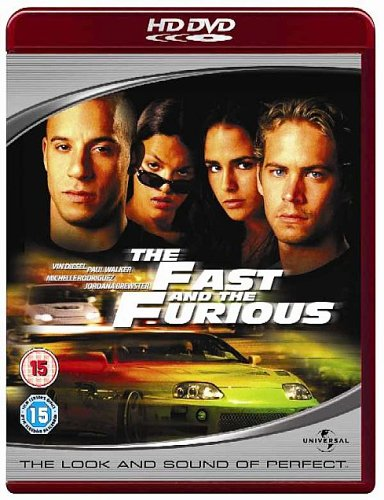 Форсаж / Fast and the Furious, The (2001) DVDRip