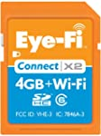 Eye-Fi Connect X2 4 GB Class 6 SDHC W...