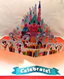 Disney's Mickey & Friends Birthday Party Pop-up Greeting Card or Centerpiece