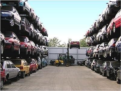Automotive Salvage Junk Yard Service Start Up Business Plan NEW!