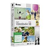 VideoStudio Pro X8 �A�b�v�O���[�h��