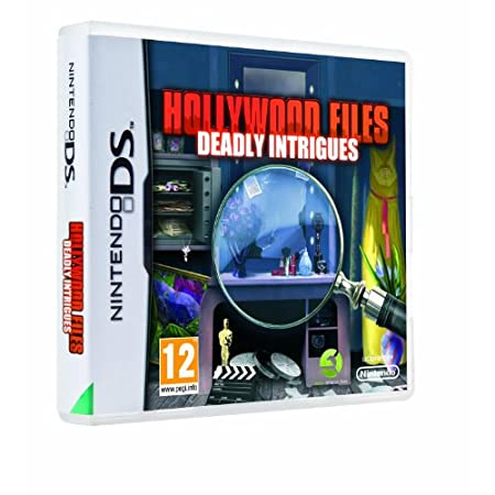 Hollywood Files: Deadly Intrigues (Nintendo DS) (UK IMPORT)