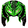Rey Mysterio Kid Size Replica Black and Green Half Mask