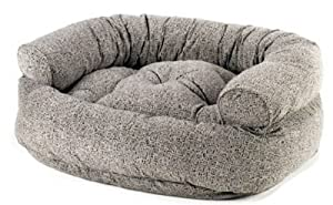 Bowsers Pet Products 8357 Double Donut - Mosaic Slate