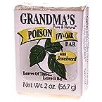 Grandma's Natural Poison Ivy and Oak Bar Soap