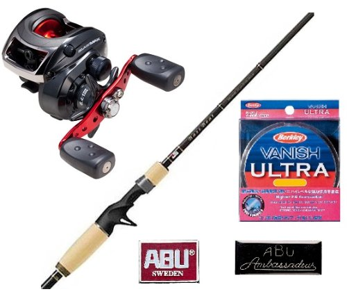 [Amazon.co.jp limited edition] Abu Garcia (AB / Garcia) bass fishing for the first time set left
