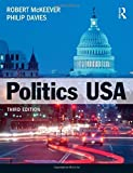 img - for Politics USA by McKeever, Robert, Davies, Philip (2012) Paperback book / textbook / text book