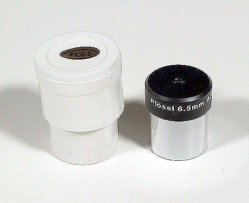 "6.5mm Plossl 1.25"" Telescope Eyepiece"