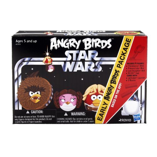 Star Wars Angry Birds - Early Angry Birds - 1