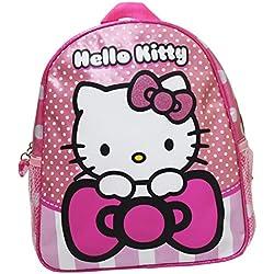 69b6d647d7 Hello Kitty Zaino Bambina Asilo Cestino Portapranzo Scuola