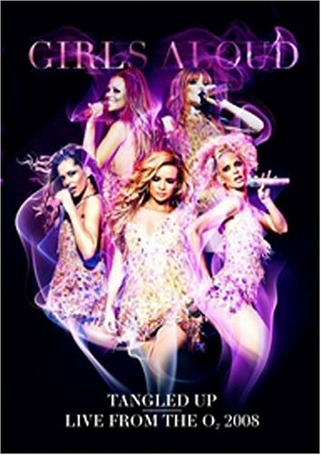 Girls Aloud - Tangled Up Tour 2008 [DVD]