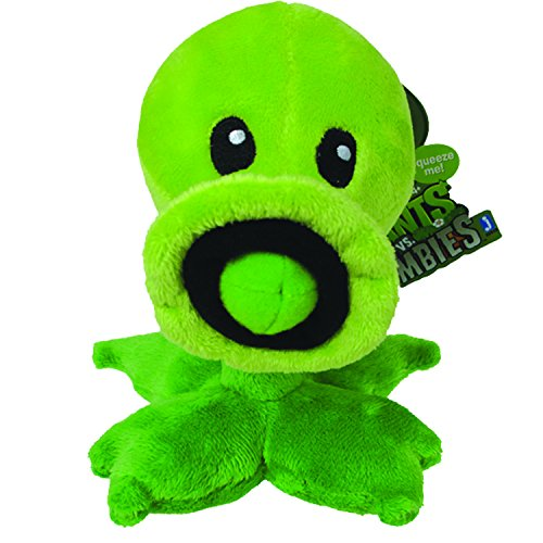 Plants vs Zombies Pea Shooter Plush - 1