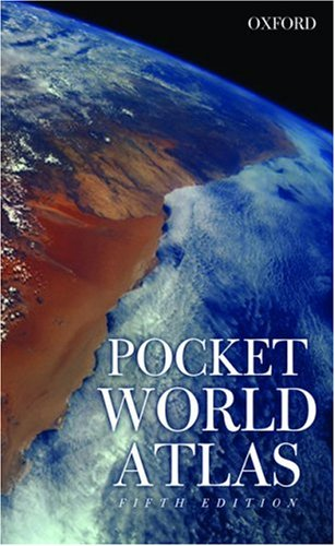 Image for Philip's Pocket World Atlas, Fifth Edition