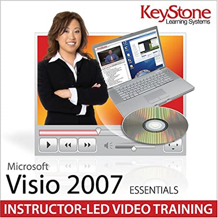 Microsoft Visio 2007 Instructor-based Video Training