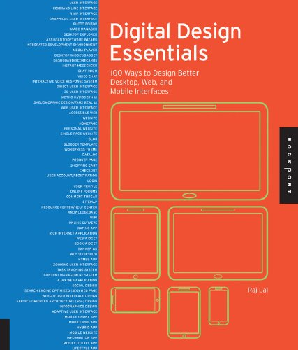 Digital Design Essentials: 100 Ways to Design