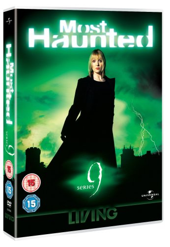 Most Haunted - Series 9 [DVD]