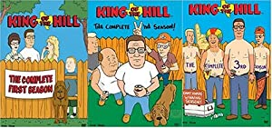 King of the Hill - the Complete First Three Seasons