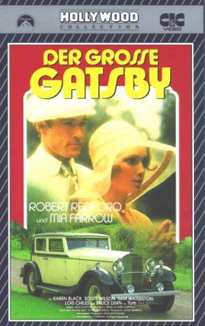 Der große Gatsby [VHS]