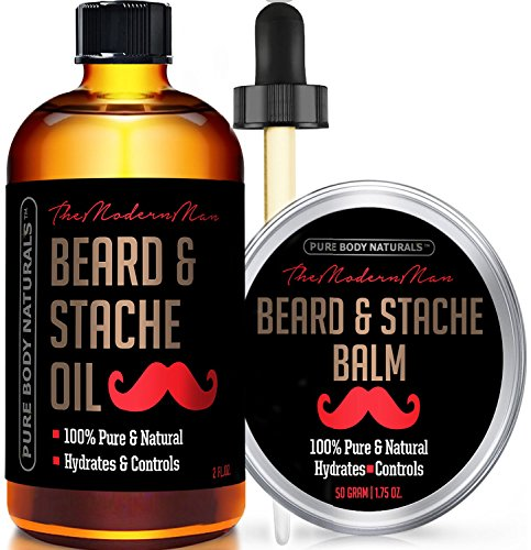 Art Naturals Beard & Mustache Balm / Oil / Wax / Leave In Conditioner